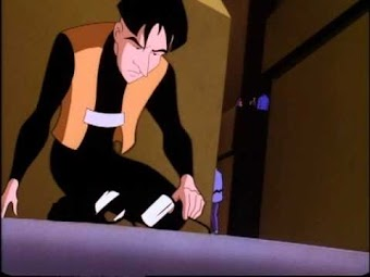 Batman Beyond:S1E04-Golem