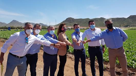 Murcia y Almería se unen para defender los trasvases