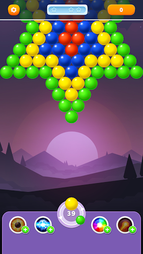 Bubble Rainbow Shooter - Shoot & Pop Puzzle 1.25 screenshots 1