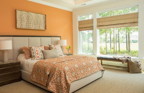 5 tông màu thiết kế cho phòng ngủ lãng mạn 1