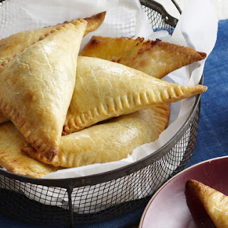 Spinach and Cheese Turnovers.