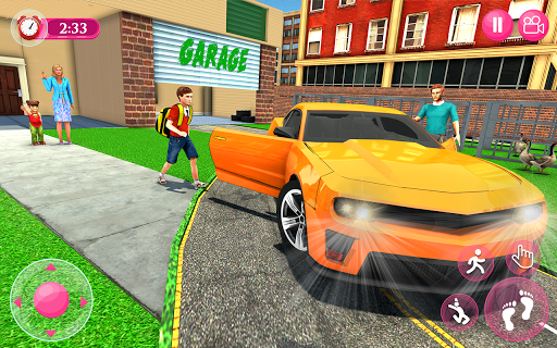 Virtual Family - Happy Life Dad Mom Simulator 2020 apkdebit screenshots 1