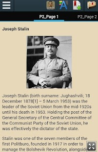Biography of Stalin - náhled