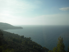 Photo: took a bus back from Port of Soller to Palma - the views were amazing