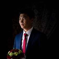 Wedding photographer Dastan Umottegin (umottegin). Photo of 24.07.2017
