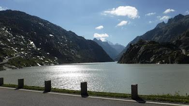 Photo: Grimsel-tó