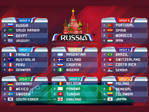 Soccer Champions 2018: Russia World Cup Game 1.2 screenshots 2