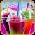 DIY Rainbow Slush Maker - Ice Food file APK Free for PC, smart TV Download