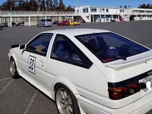 スプリンタートレノ  AE86 SPRINTER TRUENO GT-APEXのカスタム事例画像 ミニハチさんの2020年02月09日10:49の投稿