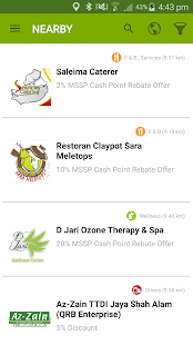 MyKad Smart Shopper Discover- screenshot thumbnail