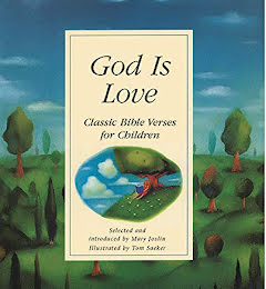 GOD IS LOVE CLASSIC BIBLE VERSES FOR CHILDREN