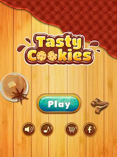 Tasty Cookies - náhled