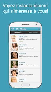 application android rencontre gratuit