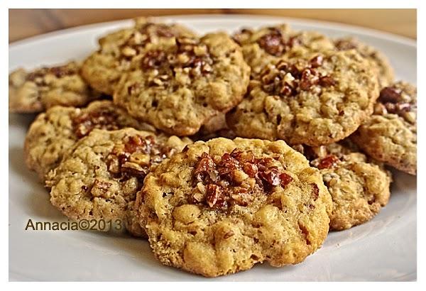 Pecan Classic Cookies Recipe