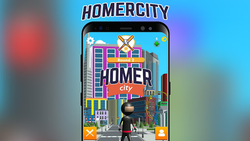Télécharger gratuit Homer City APK MOD 1