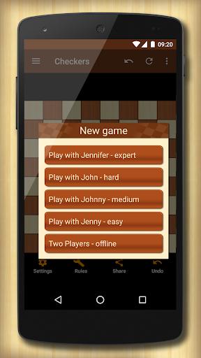 Checkers - strategy board game 1.80.0 screenshots 7