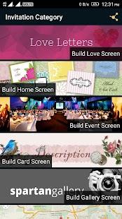 Invitation app to app aplicaes android no google play invitation app to app miniatura da captura de ecr stopboris Image collections