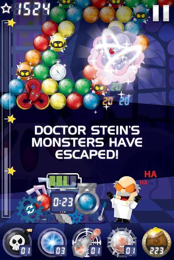 Doctor Stein's Bubble Trouble