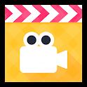 Editeur vidéo HD mp4 3gp icon