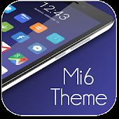 Theme for Xiaomi Mi 6