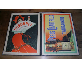 Photo: Une nouvelle fois les noms Chartreuse et Dubonnet se retrouvent associés, cette fois pour illustrer ce porte-menu publicitaire. https://picasaweb.google.com/115167920129071144891/MenusLiqueurChartreuse