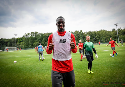 "Obbi Oularé: ""Brugge blijft speciaal"""