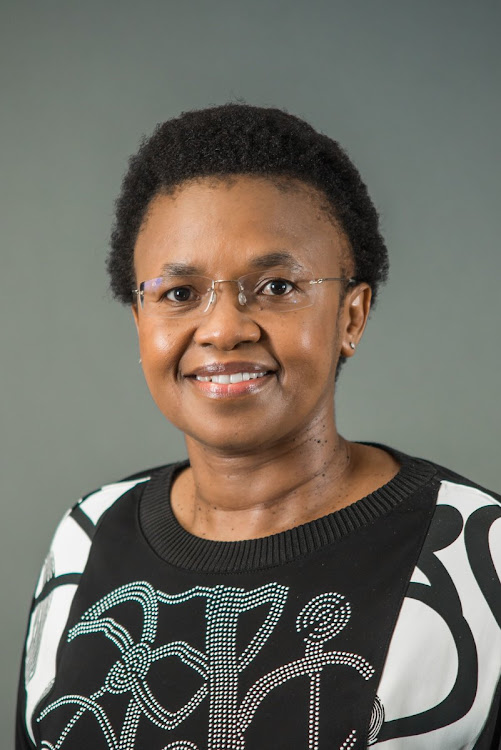 Phindile Baleni will serve as director-general of the presidency and secretary of cabinet. File image