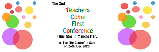 Teachers Come First Conference