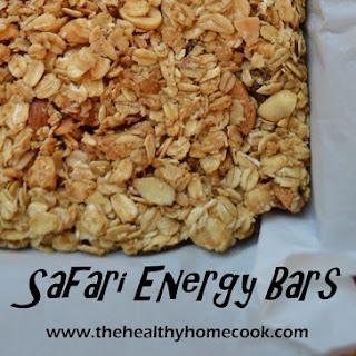 Safari Energy Bars