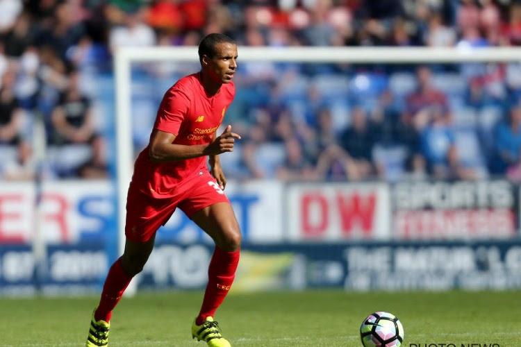 Verdediger van Liverpool komt dit seizoen niet meer in actie door een blessure