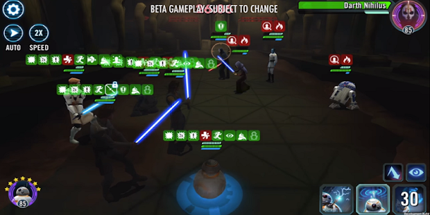 Tips for Star Wars: Galaxy of Heroes - náhled