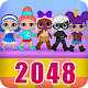 Download Dolls 2048 Surprise Eggs For PC Windows and Mac