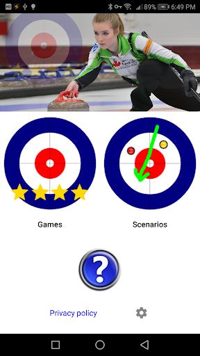 Curling Coach (Trial Version) 5.2.1 screenshots 1