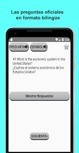 Examen de Ciudadanía de EE. UU - náhled