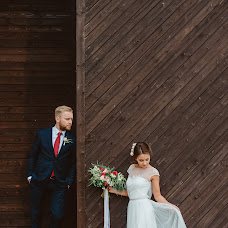 Wedding photographer Irina Zakharkina (carol). Photo of 25.10.2016
