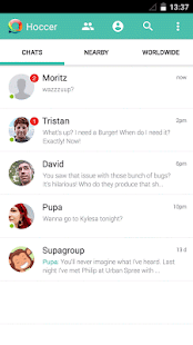 Hoccer – the secure Messenger- screenshot thumbnail