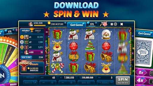 Happy Christmas Slot - Hot Las Vegas Casino 2.21.7 9