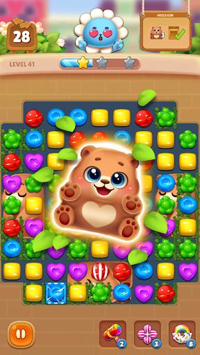 Candy Friendsu00ae : Match 3 Puzzle  screenshots 4
