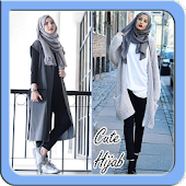 Cute Hijab Fashion Styles