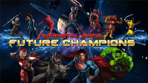 Immortal Gods 2: Grand Superhero Arena Ring Battle for PC