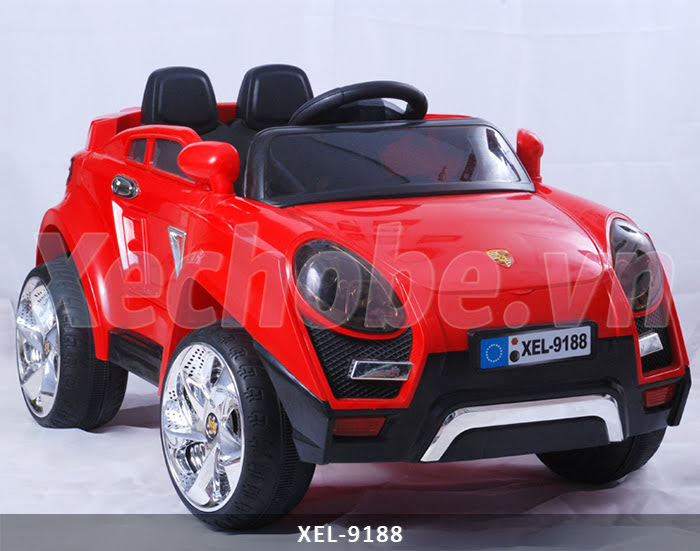 xe hơi điện cho bé