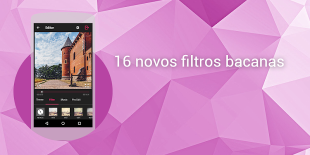 VideoShow - editor de vídeo,app para editar videos Screenshot