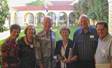 Photo: Miriam Deston-Briggs,Debbie Deston,Henry Briggs, Judy Kovendi-Bahar,Ian Groden & David Deston.