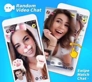 Live Chat - Meet new people via free video chat screenshot for Android