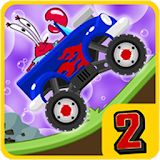 Hill Racing Mr Krabs Climber