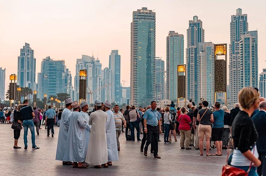 Dubai reopens for tourism