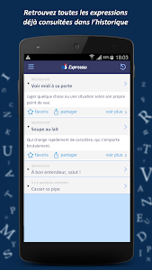 Dictionnaire Expressio v1.0.0