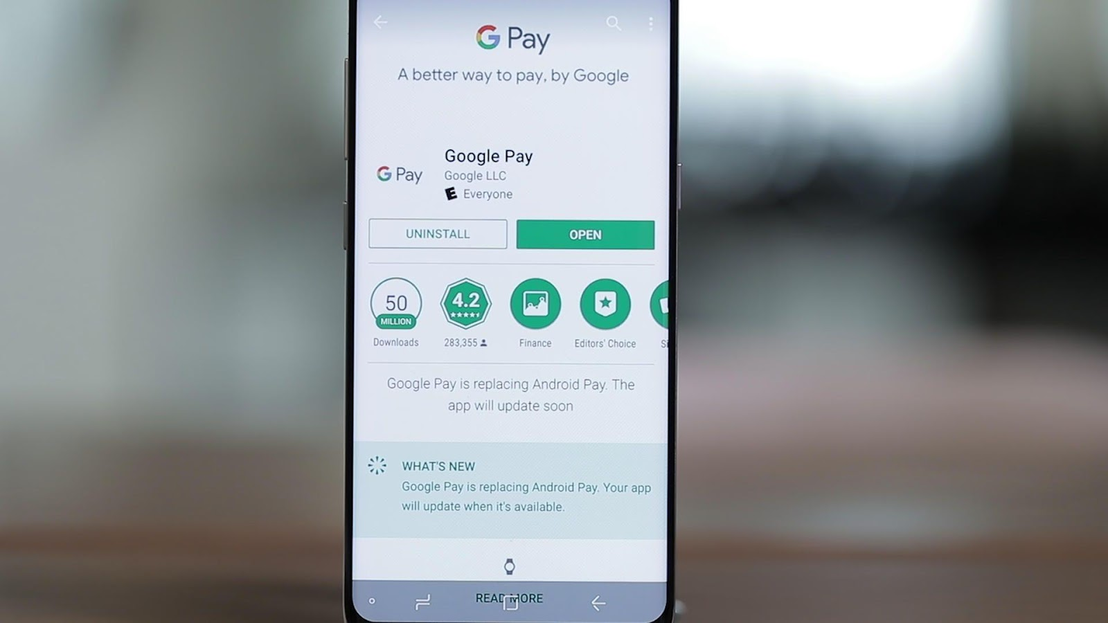 how to setup and use Google Pay