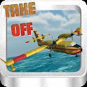 Free Flight Simulator Takeoff icon