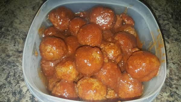 Cranberry Orange Meatballs Recipe